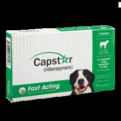 Capstar Green (Over 25 LBS) 57.0mg Bulkpack (60)